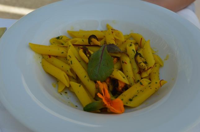 Borgo Egnazia lunch